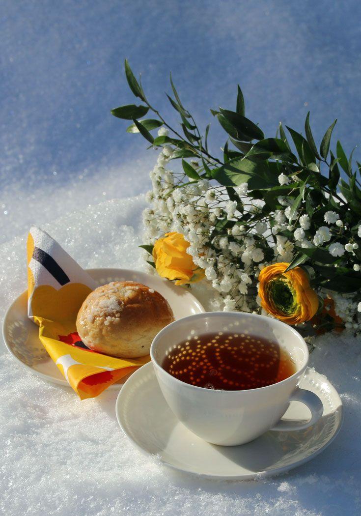Scandinavian design teacup from www.styleworkfinland.fi #styleworkfinland #eevajokinenceramics #teacup