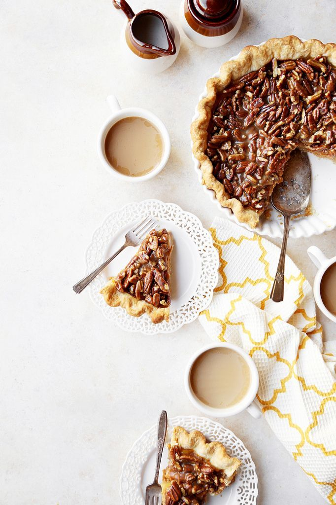 This Apple Pumpkin Pecan Pie is the ultimate Thanksgiving pie. If you can decide which pie to make, just make all three combined into one mega pie.