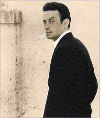 lenny bruce...Brilliant groundbreaking comedian known for foul mouthed routines. He died on Aug 3, 1966 from a morphine overdose at the age of 40.