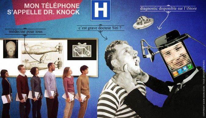 Déclarez votre iPhone comme médecin traitant @soonsoonsoon #prospective #humour