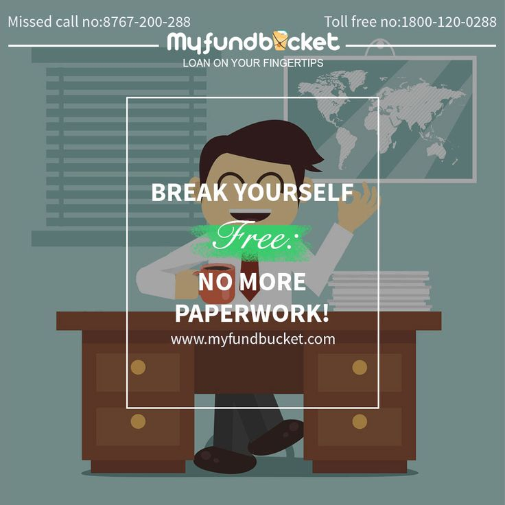 Easy Loan | No Paper Work | Less Time Consuming Visit: www.myfundbucket.com Toll Free: 1800-120-0288 #easy #loan #online #financial #digita