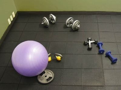Revolution Rubber Tiles 3ft X 3ft Interlocking Floors Can Be Used For Gyms,  Basements,