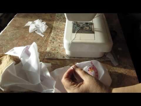 Обработка стопы на комбинезоне - YouTube