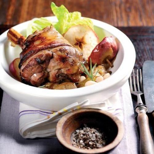Jarretes de cordero, ideales para cocinar a fuego lento #gastronomía