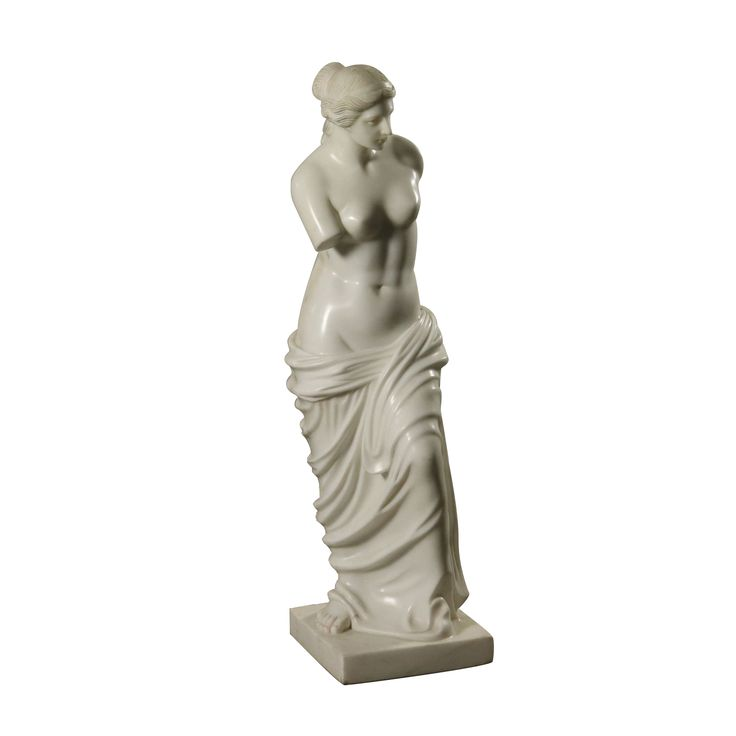 Statue Marmor 20. Jahrhundert