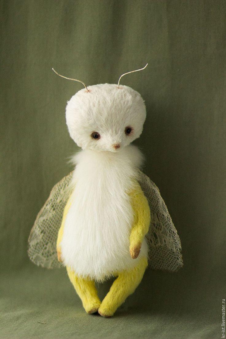 Teddy toy Moth