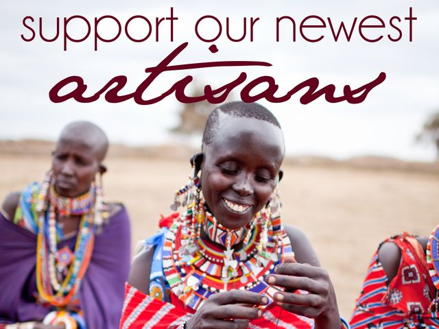 Fair Trade Maasai Jewelry - Raven + Lily by Raven + Lily — Kickstarter