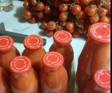 Ricetta  CONSERVE DI POMODORO pubblicata da Arabella - Questa ricetta è nella categoria Salse, sughi, condimenti, creme spalmabili e confetture