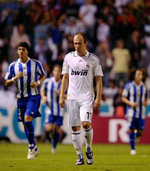 Arjen Robben #real