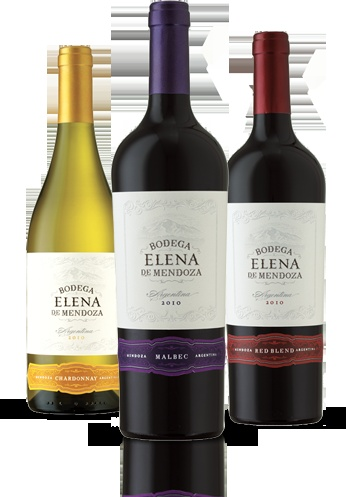 A young man from Italy started growing grapes in Argentina in the 19th century and Bodega Elena is what we get to enjoy today.