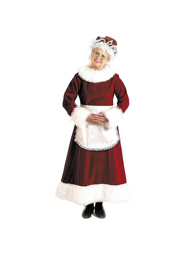 Mrs. Claus Costume | Wholesale Christmas Costumes for Adults