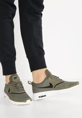 Nike Sportswear AIR MAX THEA - Sneaker low - medium olive/black/summit white für 119,95 € (05.10.16) versandkostenfrei bei Zalando bestellen.