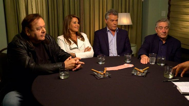 'Goodfellas' cast reunite 25 years later - TODAY.com