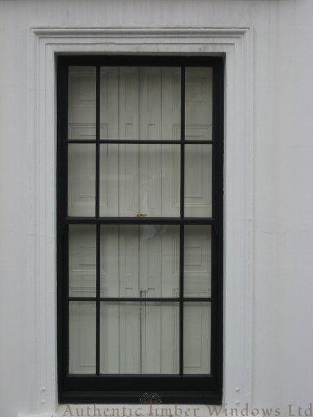 houses london black sash window - Google Search