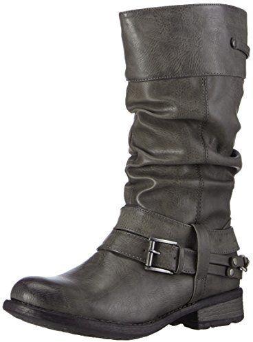 Rieker 97258-45, Women's Biker Boots