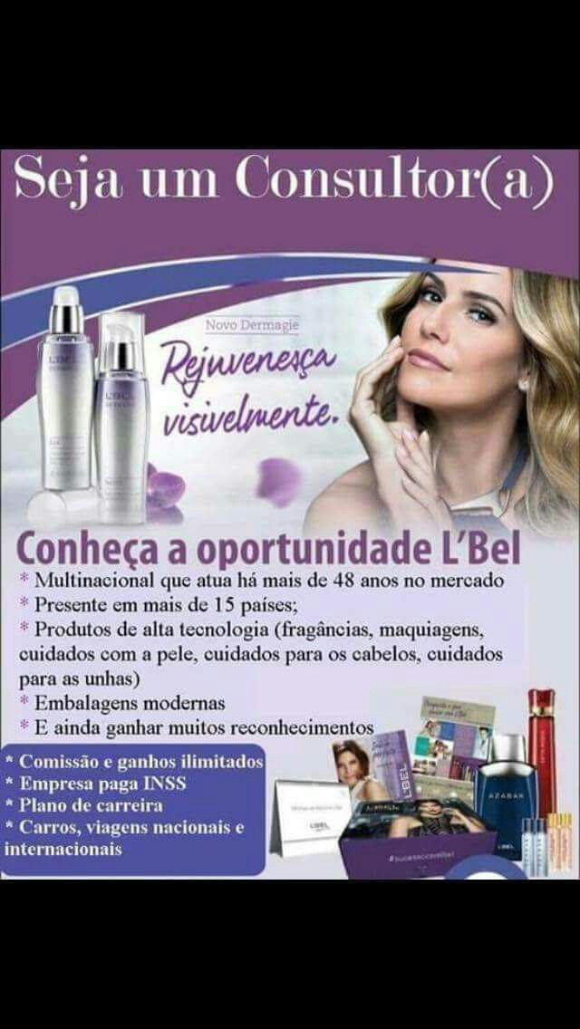 Seja uma representante da 3a maior empresa de vendas diretas da America Latina.