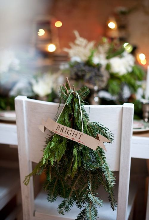 Creative Ideas for #Christmas Table #Decorations
