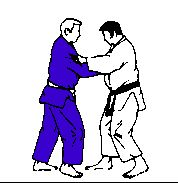 Kosoto Gake (Small Outside Hook) Technique