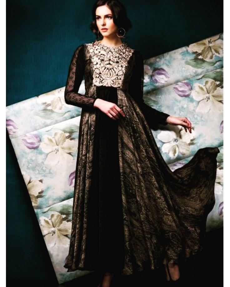 9 best Ethnic Designer Suits images on Pinterest | Designer dresses ...