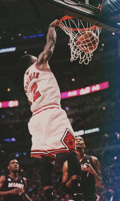 Nate Robinson Dunking Over Shaq 27 best images about N...