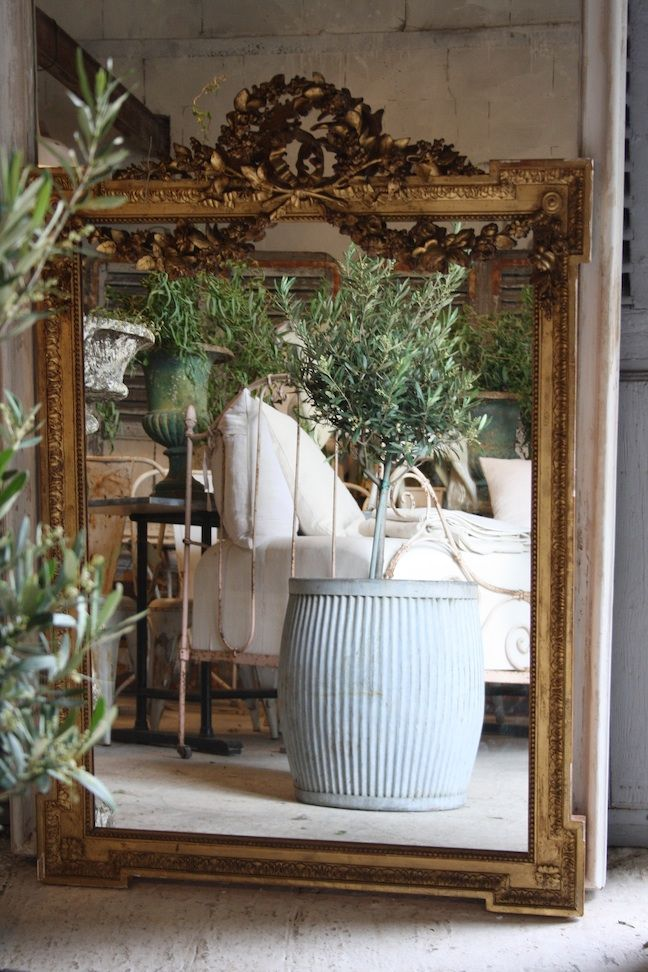 My love of mirrors is unwavering! They bring light and space, make anything look happier