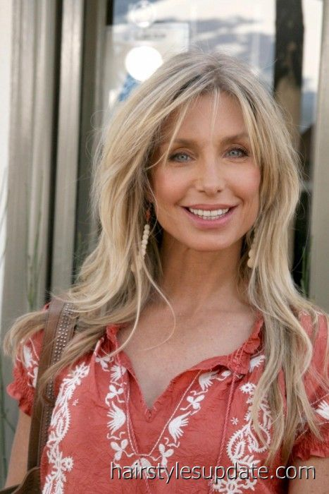 30 Best Long Hairstyles for Women Over 50 | Hairstyles ...
