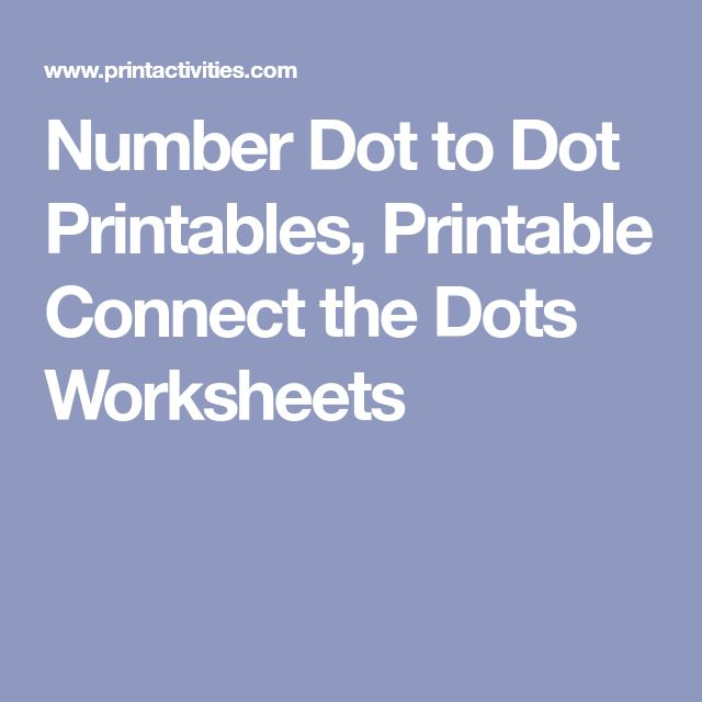 Best 25+ Dot to dot printables ideas on Pinterest Dot to dot - sample dot game template
