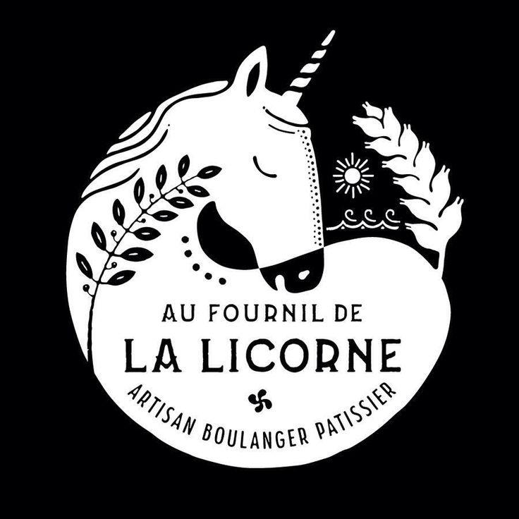 Logo #licorne par Lucky Left Hand / Steven Burke