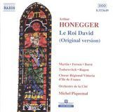 Honegger: Le Roi David (Original version) [CD]