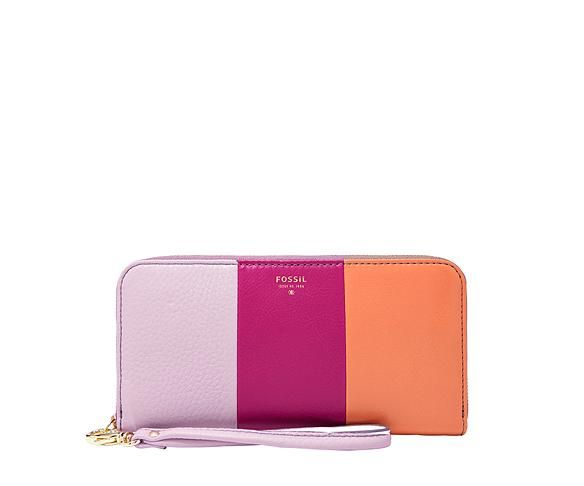 Women's Clutch Wallets, Zip Clutches for Women in Leather | FOSSIL/ fav brand plus I REALLY NEED A NEW WALLET