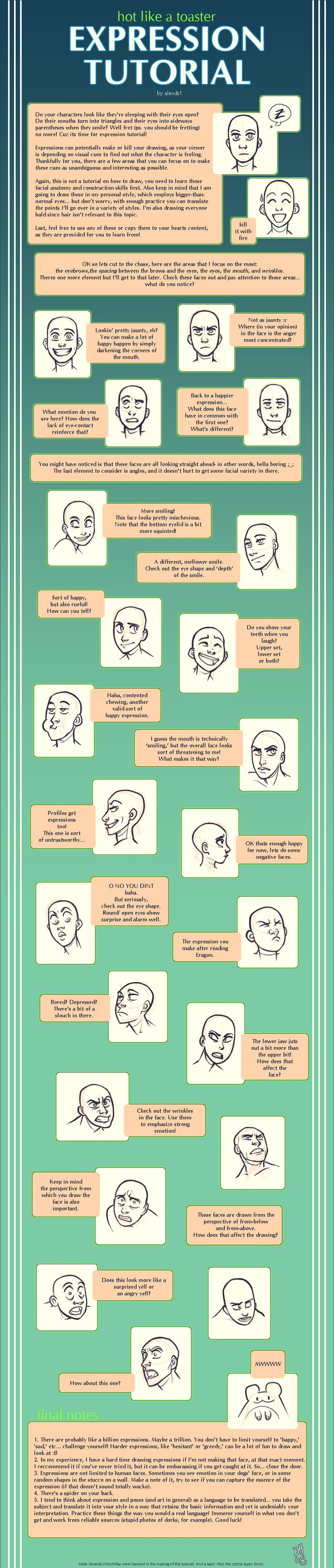 expression tutorial: Faces Expressions, Expressions Tutorials, Drawings Clothing, Drawings Faces, Art Drawings, Drawings Expressions, Facials Expressions Cartoon, Drawings Tutorials, Drawings Facials Expressions