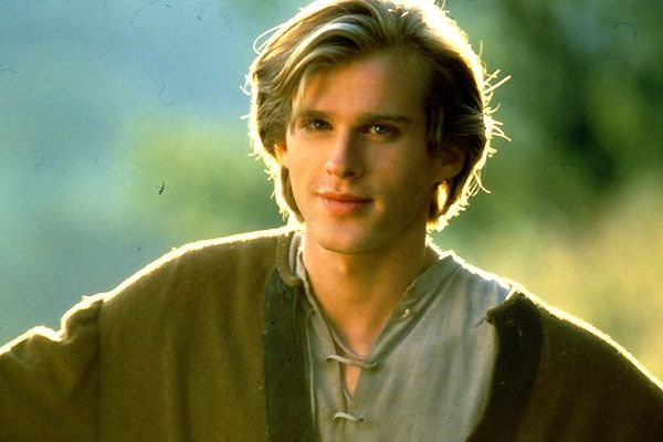 The Princess Bride (1987) - Cary Elwes  OK do I didn't realize that this film is the same age as me lol