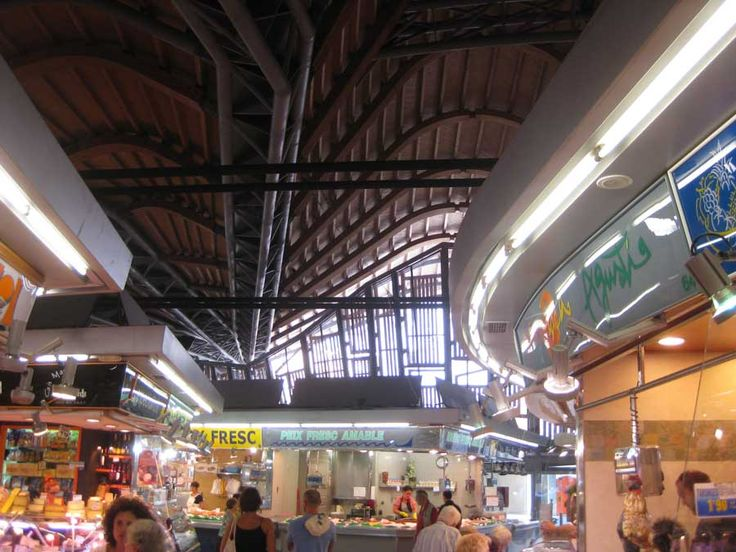 Best Rotterdam Market Hall Images On Pinterest Rotterdam - Incredible 36000 sq ft mural lines ceiling market hall rotterdam