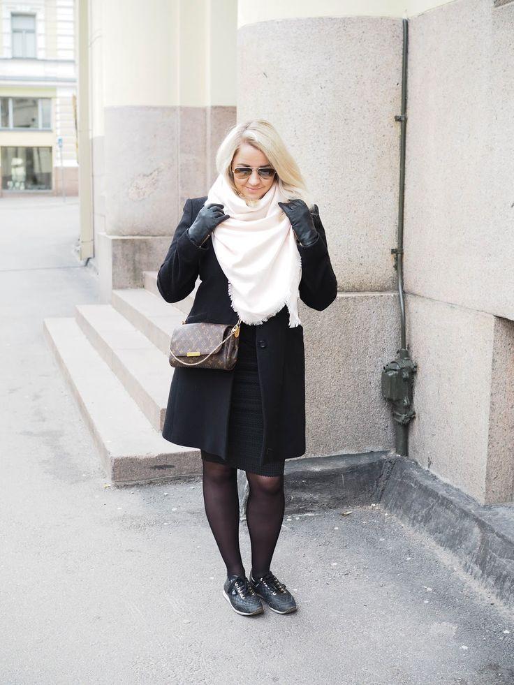 Outfit / Louis Vuitton / Balmuir Capri