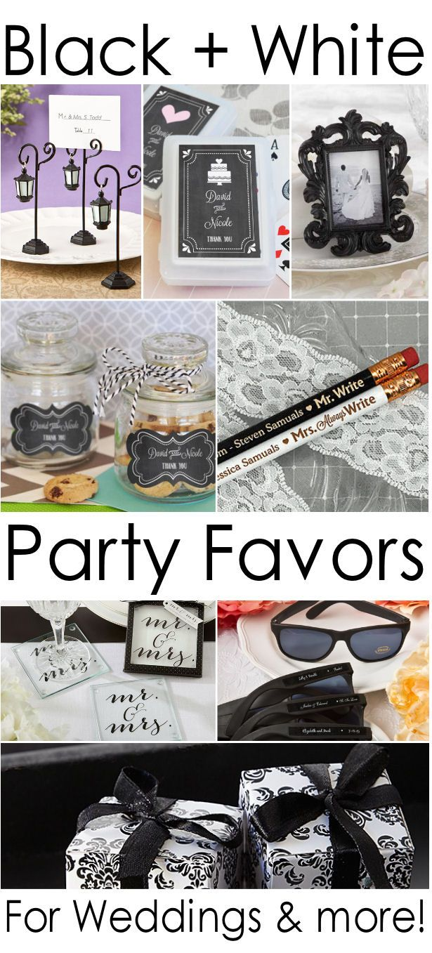 145 best Black & White Wedding Ideas and Inspiration images on ...