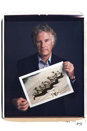 Jeff Widener. Tank Man, Plaza Tiananmen. Pekín, China, 1989.. Foto: Tim Mantoani