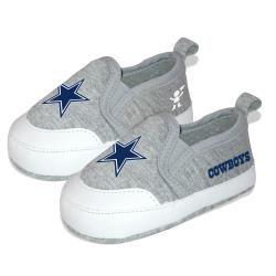 dallas cowboys baby clothes | Dallas Cowboys Pre-walk Baby Shoes | Overstock.com