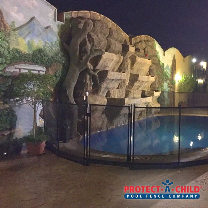 Beautiful #NightPhoto Of This Pool And Patio Sent In By Our Saudi Arabian  Dealer.