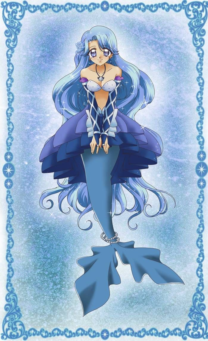Mermaid Melody Pichi Pichi Pitch Coco Color By Mickytaka558 On Deviantart In 2020 Mermaid Melody Mermaid Melody Pichi Pichi Pitch Anime Mermaid