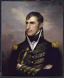 William Henry Harrison was Shelby's choice to lead the federal forces in the Northwest during the War of 1812