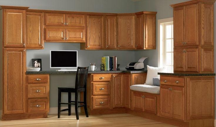Best Ideas About Paint Colors With Oak Cabinets Paint Colors With Oak Trim And Kitchen Colors
