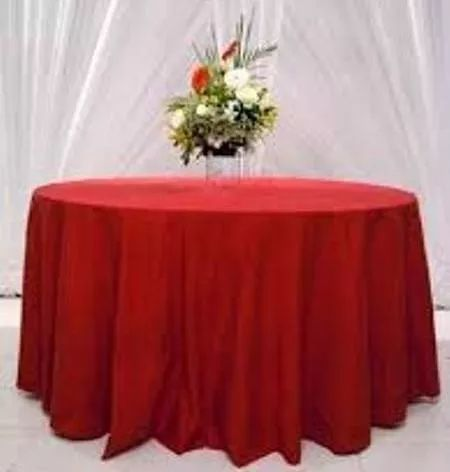 10 toalhas redondas oxford 2,80 mt buffet festas