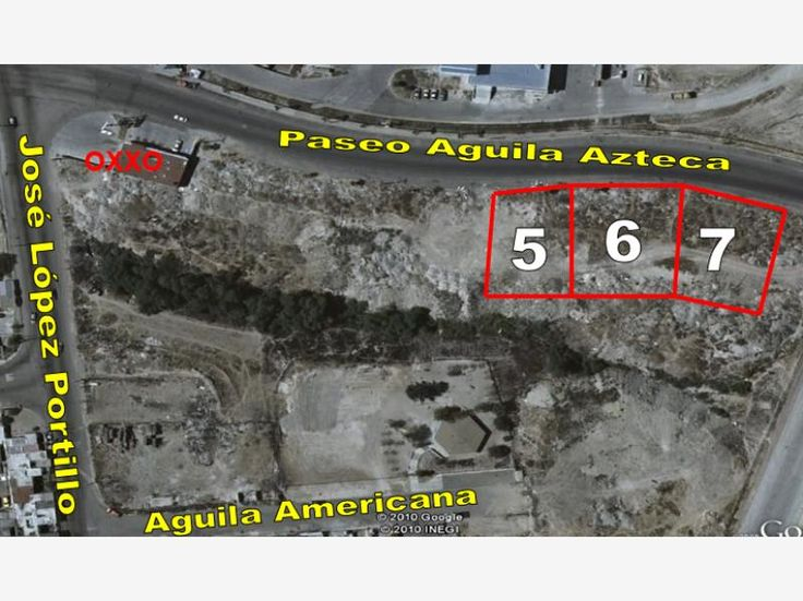 Terreno en venta Baja Maquila El Aguila Centro Industrial, Tijuana, Baja California, México $650,000 USD   MX17-CU4588