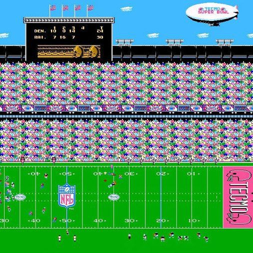 On instagram by follow_the_bs #nes #microhobbit (o) http://ift.tt/1Os7V1Y #tecmobowl #nintendoentertainmentsystem  #nintendo #broncos #steelers #seahawks #panthers #playoffs #nflplayoffs #nfl #nationalfootballleague #huthuthut #gameday #vintagegaming #videogames #football #8bit #tecmo