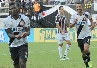Blog Esportivo do Suíço: Campeonato Carioca 2016 - Taça Guanabara - 7ª Rodada: Vasco vence o Fluminense e é campeão da Taça Guanabara