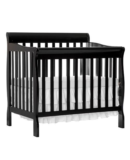 Aden 4 In 1 Mini Crib Girls Bedrooms Mini Crib Cribs Furniture