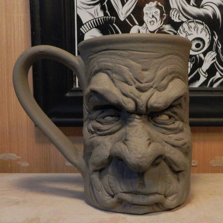 I'm not happy being here Mug- WIP by thebigduluth.deviantart.com on @deviantART