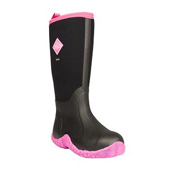 Muck boot company: Womens Tack boots $99 need for work/ dog parks