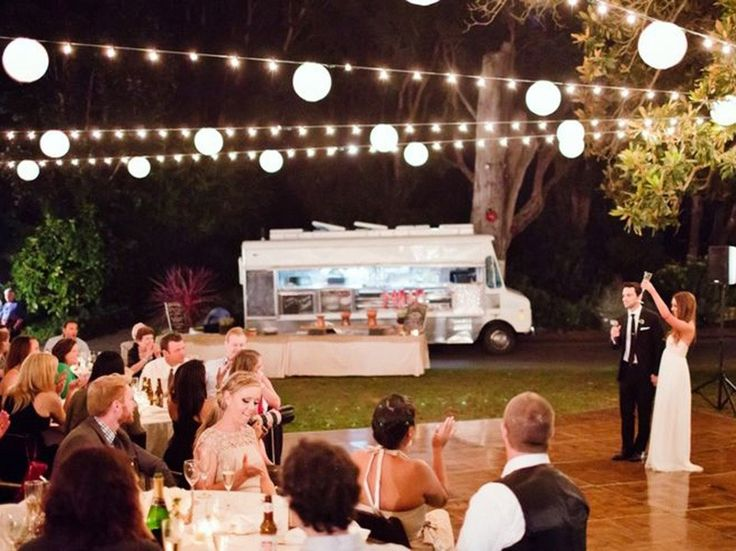 Image result for food truck wedding