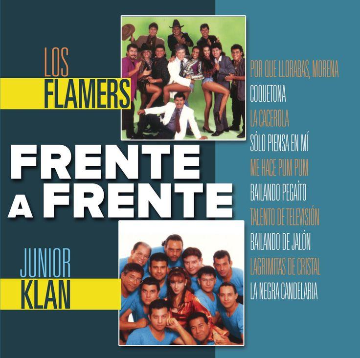 Junior Klan - Frente A Frente: Los Flamers & Junior Klan
